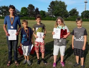 Ranglisten Sieger 2016