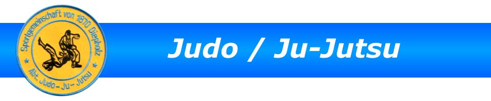 Judo / Ju-Jutsu